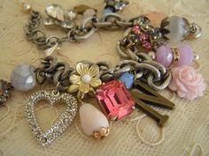 Andrea Singarella's bracelet inspiration by jana