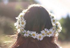 stickysideup: Flower Crown