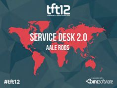 Aale Roos: Service Desk 2.0 is a vision of the future IT support