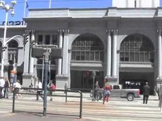Embarcadero by the Ferry Building - St artist YT 8 28 2013