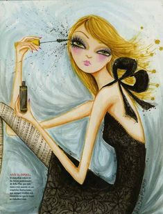Bella Pilar #illustration
