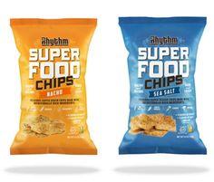 Gluten-free snacks: Rhythm Superfood chips pic