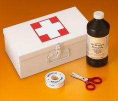 Hydrogen Peroxide Therapy Using a Cool Mist Humidifier