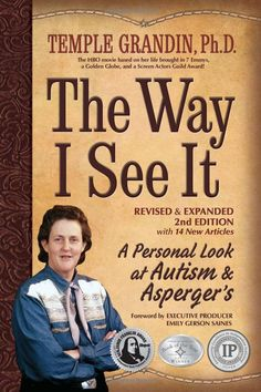 Temple Grandin- one of the best books out there for understanding autism