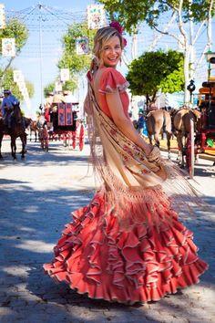 Feria  Vestido de gitana María León