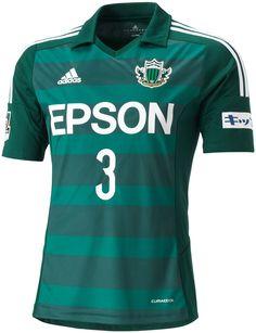 0d1f8a69e87 Matsumoto Yamaga   松本山雅 (J1) 2015 adidas Home Football Kits