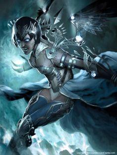 30 superbes illustrations de Fantasy de Clint Cearley