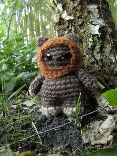 An Ewok - in honor of my Emmett
