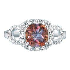 Avon Mystic Quartz Ring