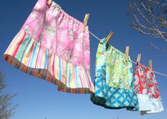 Coming Up Soon! Beginning Sewing Workshops to make skirts for Africa!
