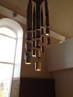organ sculpture no board organ parts reclaimed pipe fabrilicious ...
