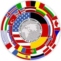 NATO CSC Logo Plaque