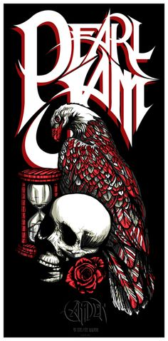 Pearl Jam Posters  un buen ejemplo de buena musica                              …