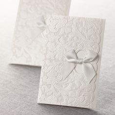 Classic Floral Letter-fold by B Wedding Invitations  #weddinginvitations  #wedding  #invitations