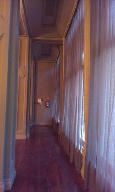 Visillos fruncidos de 4,5ml de altura. estorweb.com