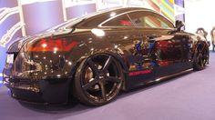 Audi TT Coupe 2.0 TFSI TA-Technix Tuning  -  Exterior Walkaround