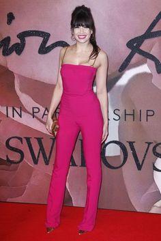 Fashion Awards Red Carpet Gallery 2016 | British Vogue