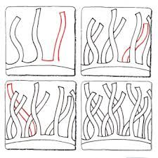 Image result for tangle borders