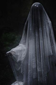 haunted bride idea spooky