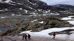 How to hike Norway's most famous mountains in three days - Telegraph