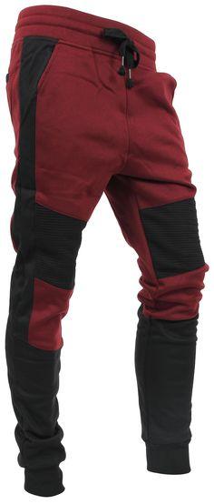 VW Mens Fleece Jogger Pants (1VWA5018)