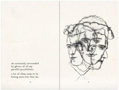 I love the combination of quote and the drawing