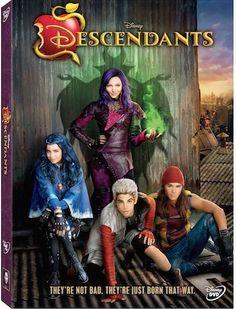 """Review: Disney's """"Descendants"""" DVD - Dis411"""