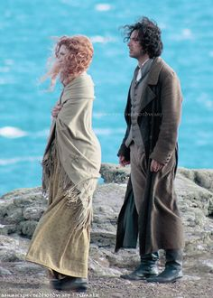 Ross and Demelza  - Can't wait for the New Poldark!!  2014