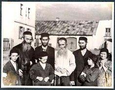 A Jewish family
