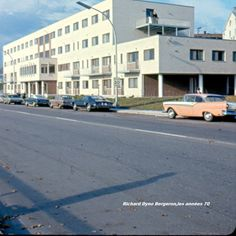 Ancien Foyer Dehauffe ! Annee 1970 environ Foyer, Street View, City, Foyers