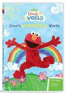 Sesame Street: Elmo's World: Elmo's Wonderful World 2DVD 2017  #852Entertainment #OneAsiaAllEntertainment
