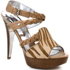 Guess Shoes Karenly - Nat Multi Pony