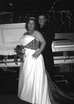 """""""Til Death Do Us Part..."""" ...More Bad Wedding Pics!"""