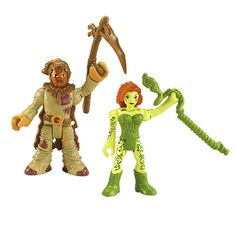 Imaginext® DC Super Friends™ Scarecrow & Poison Ivy - Shop Imaginext Kids' Toys | Fisher-Price