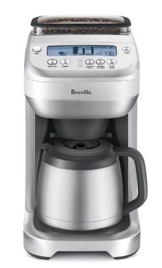 Breville RM-BDC600XL Remanufactured YouBrew Drip Coffee Maker - http://www.teacoffeestore.com/breville-rm-bdc600xl-remanufactured-youbrew-drip-coffee-maker/