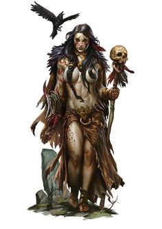 """Sorceress"" by Caio Monteiro 