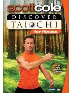 Scott Cole: Discover Tai Chi for Fitness DVD Region ALL