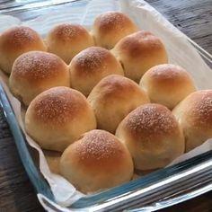Milk Bread Recipe, Best Bread Recipe, Bread Recipes, Baking Recipes, Recipe For Buns, Egg Bun Recipe, Roti Bun Recipe, Potato Bun Recipe, Sandwich Buns Recipe