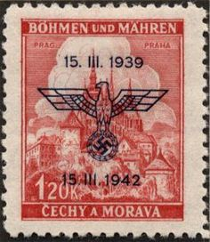 Issued 3-15-42 Prague