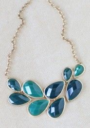ocean hues necklace. I'm pinning this site so I can go back and buy it all once I get money =]