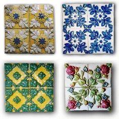 Portuguese old tiles.
