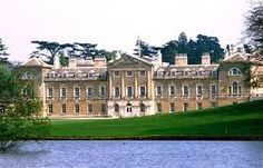 Woburn Abbey, family seat of the Dukes of Bedford, first bestowed to John Russel 1st Earl of Bedford.