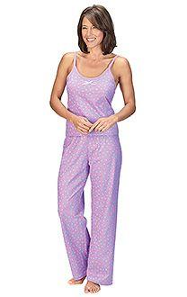 Confetti Pajamas Lavender/Blue & More | PajamaGram