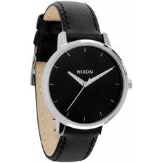 Nixon Kensington Leather Black A108-000