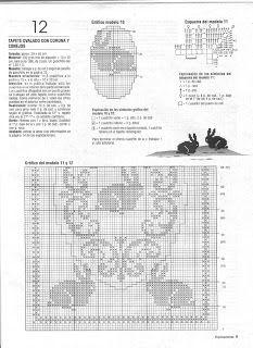 Die 61 Besten Bilder Von Häkeln Ostern Filet Crochet Crochet