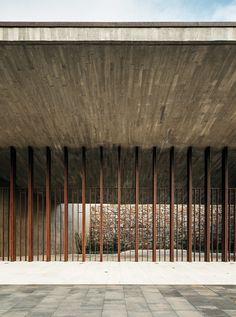 casa funeraria en Barcelona por batlle i roig arquitectes
