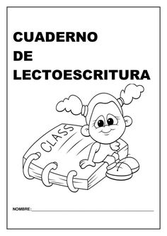 Cuadernillo lectoescritura by Supervision Escolar Estatal via slideshare