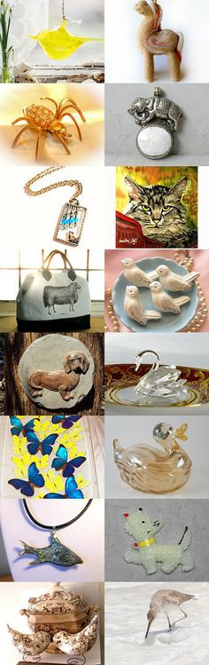 Hypoallergenic Pets  by Julie Duvall on Etsy--Pinned with TreasuryPin.com