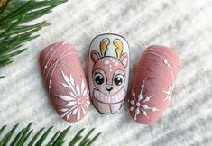Xmas Nails, Christmas Nails, Nail String Art, Seasonal Nails, Mail Art, Winter Nails, Nail Art Designs, Acrylic Nails, Indigo