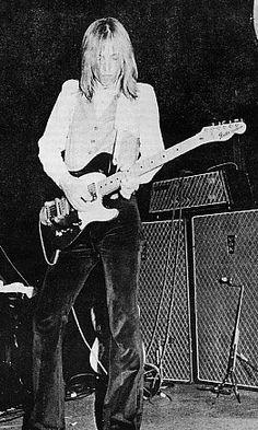 Tom Petty fender telecaster